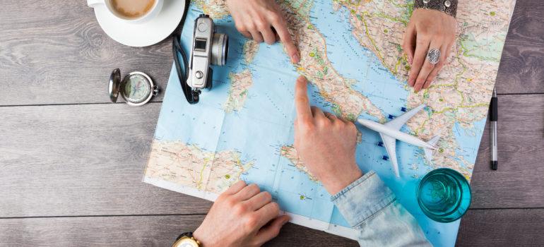 Dicas para organizar uma viagem sem dor de cabeça