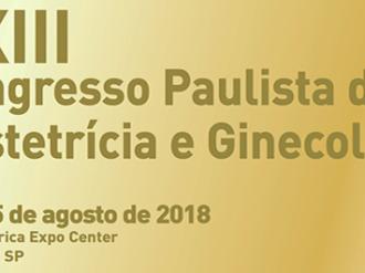 XXIII Congresso Paulista de Ginecologia e Obstetrícia