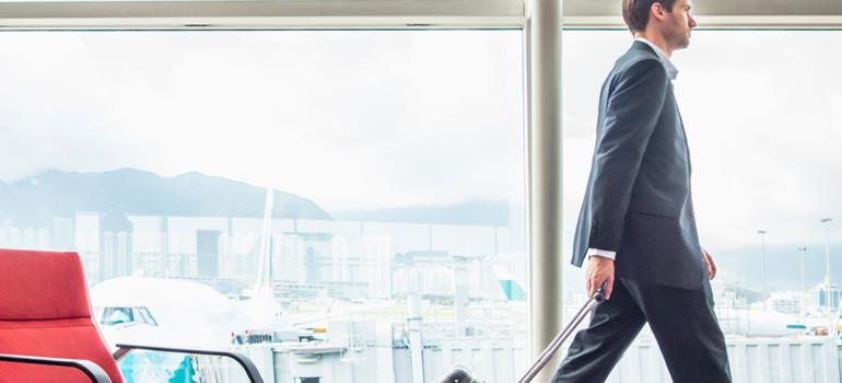 Quais os cuidados a serem tomados durante as viagens de negócios?