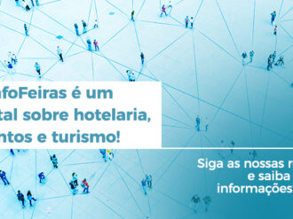 Siga as redes do Infofeiras