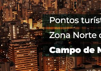 Pontos turísticos da Zona Norte de São Paulo – Campo de Marte