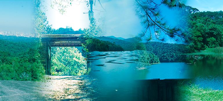 Pontos turísticos da Zona Norte de São Paulo – Parque da Cantareira (Núcleo Pedra Grande)